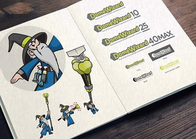 Dome Wizard Character Sheet