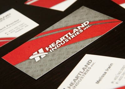 Heartland Industries Inc