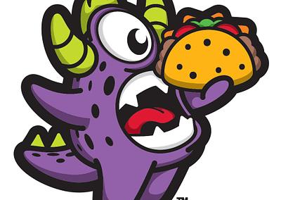 Chomp The Taco Monster
