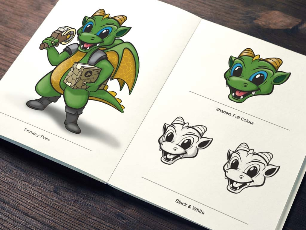 Fortboxx Knuckers character design