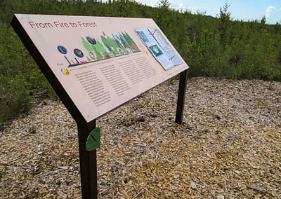 Firesmart Interpretive Walk