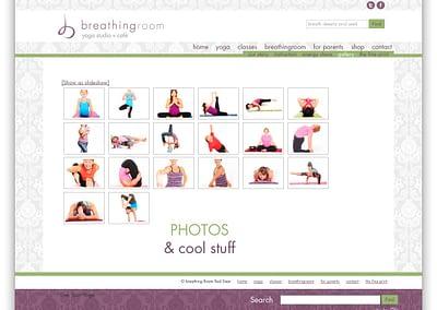 Breathing Room Yoga Studio