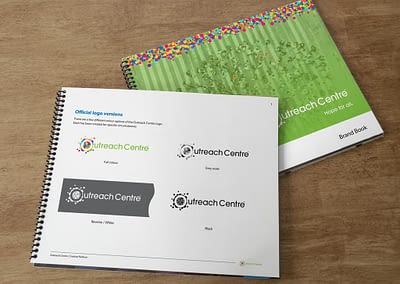 Outreach Centre Brand Book