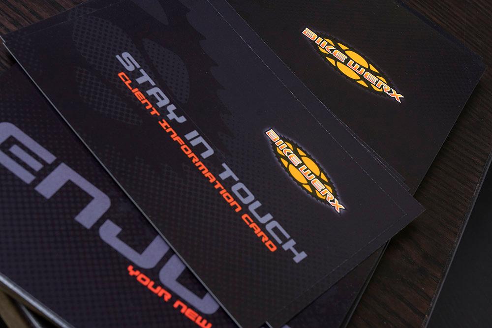 Bikewerx Sales Kit