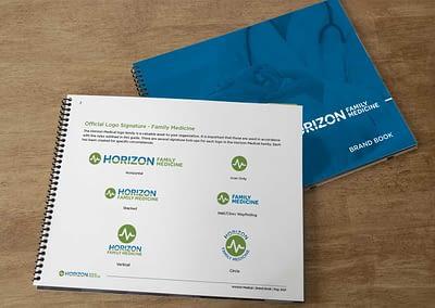 Horizon Family Medicine Brand Book