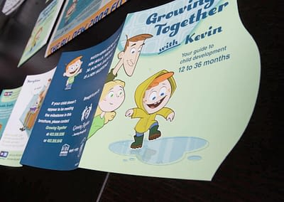 Alberta Health Services - Growing Together Project
